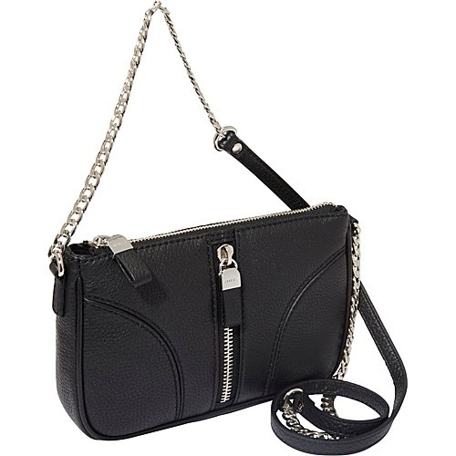 Milly Jayden 48JZ8331 Cross Body,Black,One Size