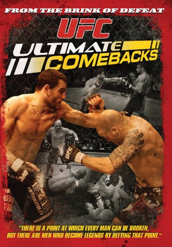 UFC Ultimate Comebacks DVD