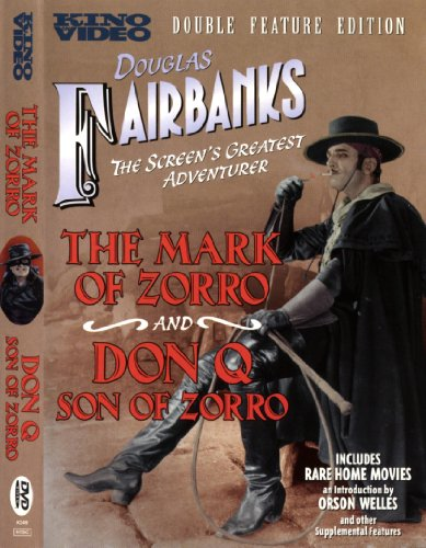 Don Q Son of Zorro