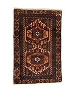 Kilim Carpets by Jalal Alfombra Afg Bel Zakini (Marrón/Azul/Rojo)
