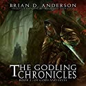 The Godling Chronicles: Of Gods and Elves, Book 2 Audiobook by Brian D. Anderson Narrated by Derek Perkins