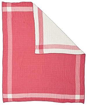 Pehr Designs Side Kick Quilted Muslin Blanket - Fuchsia, Fuschia