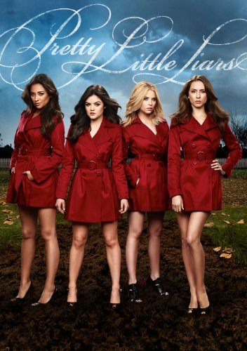 Pretty Little Liars - Season 4 (Exclusive to Amazon.co.uk) [DVD]
