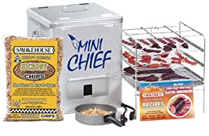 Smokehouse Products Mini Chief Top Load Smoker by SmokeHouse