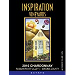 2010 Inspiration Vineyards Chardonnay Estate Russian River Valley 750 mL