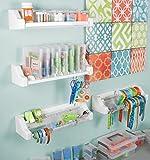 IRIS Craft Wall 2-Dowel Ribbon Organizer
