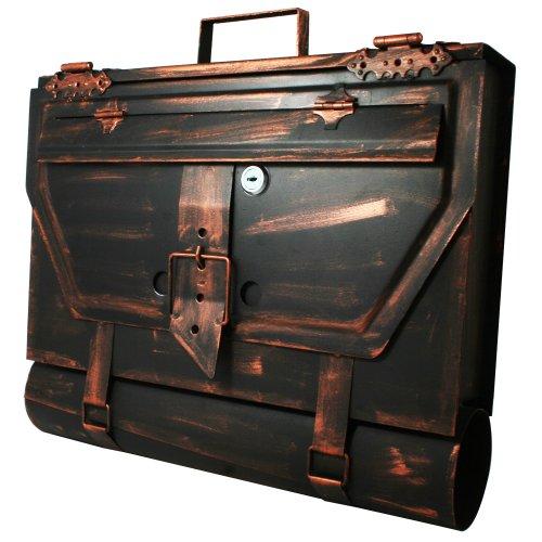 briefkasten antik kupfer preisvergleiche erfahrungsberichte und kauf bei nextag. Black Bedroom Furniture Sets. Home Design Ideas