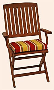 Amazon Cushion for Outdoor Folding Chair Set of 6