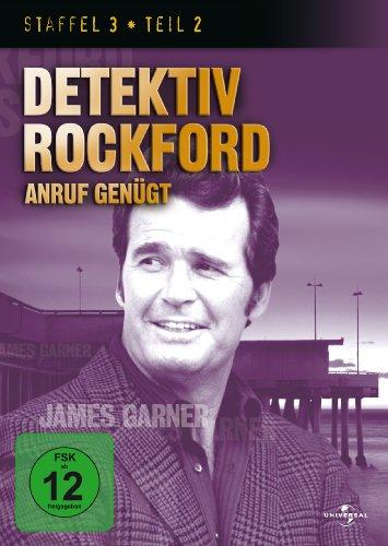 Detektiv Rockford - Staffel 3, Teil 2 [3 DVDs]