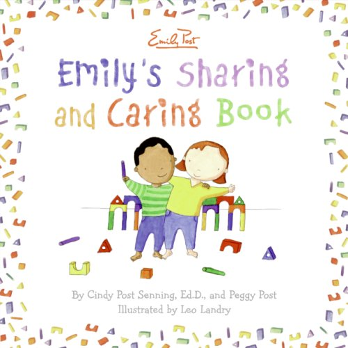 Emily&#8217;s Sharing and Caring Book