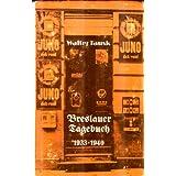 Breslauer Tagebuch 1933-1940.