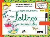 Ardoises Boscher - Les lettres minuscules cover image