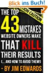Top 43 Mistakes Website Owners Make T...