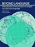 Beyond Language: Intercultural Communication for English as a Second Language