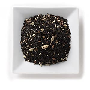 Mahamosa Black Chai Tea Loose Leaf (Looseleaf) - Masala Chai Tea 2 oz by Mahamosa
