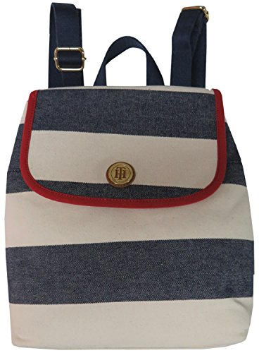 tommy-hilfiger-backpack-in-ivory-and-navy-stripes