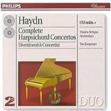 Haydn: Complete Harpsichord Concertos, Divertimenti & Concertini