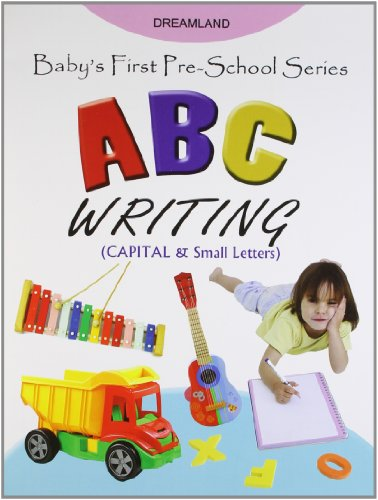 Baby's First Pre-School Series: ABC Writing Image