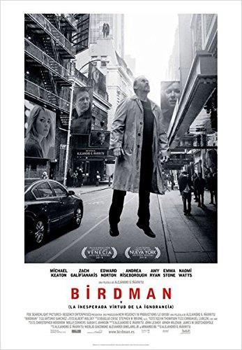 Birdman (O La Inesperada Virtud De La Ignorancia) [DVD]