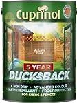 Cuprinol 5L Ducksback 5 Year Waterpro...