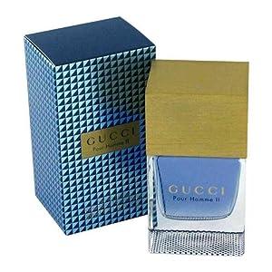 Gucci GUCCI Pour Homme II eau de toilette spray 100 ml