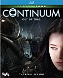 Continuum: Season Four [Blu-ray] [Import]