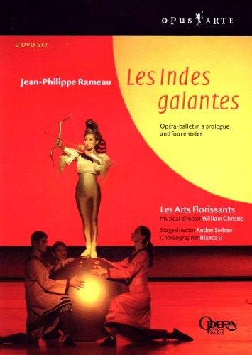 Rameau - Les Indes Galantes / Petibon, Croft, Hartelius, Agnew, Rivenq, Berg, Strehl, Christie, Les Arts Florissants, Paris Opera