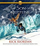 img - for By Rick Riordan The Son of Neptune (Heroes of Olympus, Book 2) (Unabridged) book / textbook / text book