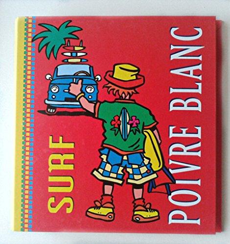 Ringbuch, Ordner DIN A5 Hartpappe mit Surf-Motiv