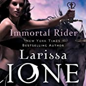 Immortal Rider: Lords of Deliverance, Book 2 | Larissa Ione