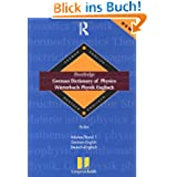 Routledge-Langenscheidt German Dictionary of Physics / Worterbuch Physik Englisch: German-English/Deuts...