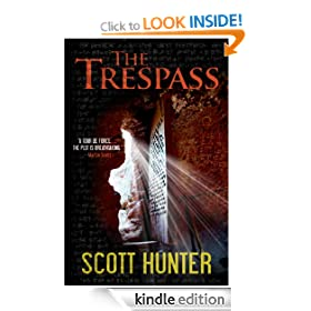 The Trespass (An Archaeological Mystery Thriller)