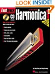 FAST TRACK HARMONICA BOOK ONE BOOK/CD...