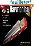 Fast Track Harmonica Book One Book/Cd...