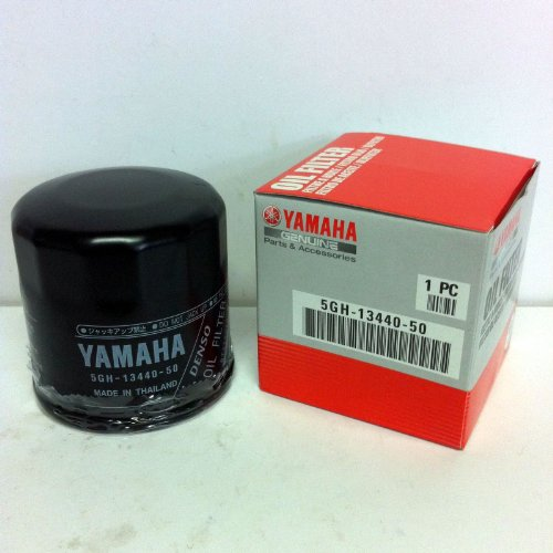 OEM Yamaha Outboard Motorcycle Oil Filter Element 5GH-13440-50-00