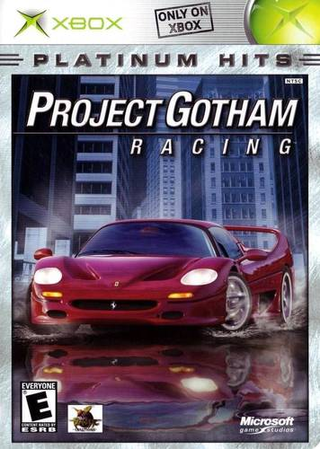 Project Gotham Racing 1