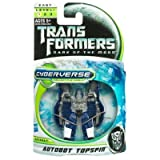 Transformers Dark of the Moon Autobot Topspin Figure