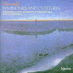 Berwald: Symphonies and Overtures