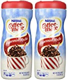 Nestle Coffeemate Peppermint Mocha Coffee Creamer 15 Oz (Pack of 2)