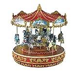 Triple Decker Carousel