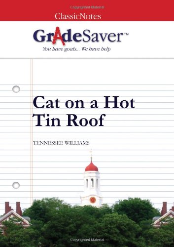 cat on a hot tin roof character analysis brick Cat on a hot tin roof by tennessee williams  (the cat) brick pollitt  character analysis brick and the ghost  handsome, athletic, cool, always just a few .