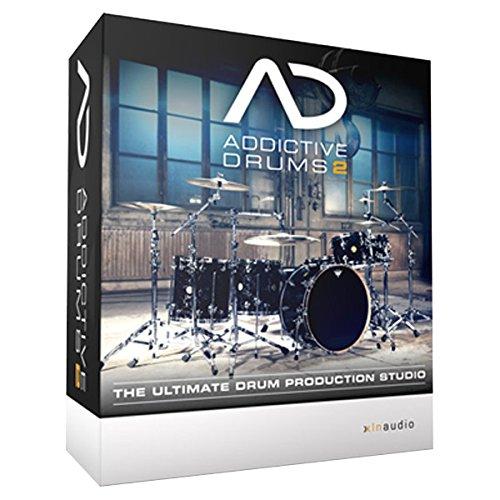 定番ドラム音源◆XLN Audio Addictive Drums 2 ADPAK 3点収録 バンドルセット◆並行輸入品ノンパッケージ/ダウンロード形式