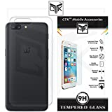#10: OnePlus 5 Back Cover + Tempered Glass - TheGiftKart Ultra Thin Soft Back Cover + HD Tempered Glass