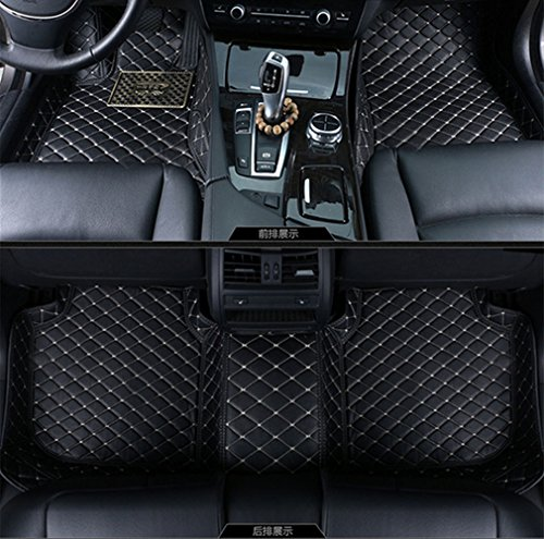 worth-mats-custom-fit-luxury-xpe-leather-waterproof-floor-mat-for-maserati-granturismo-black