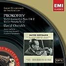 Prokofiev: Violin Concerto 1, 2, Violin Sonata 2