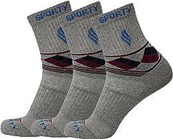 Ultimate Man's Ankle Length Socks