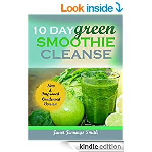 JJ Smith Green Smoothie Cleanse 10-Day