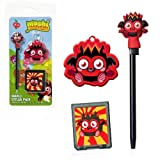 Cheapest Moshi Monsters Stylus Pack - Diavlo (DS Lite / DSi / DSi XL / 3DS) on Nintendo 3DS