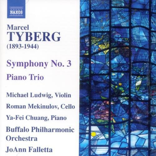 SYMPHONY NO.3 / JOANN Falletta by MARCEL TYBERG [Korean Imported] (2010) (Tyberg Symphony 3 compare prices)