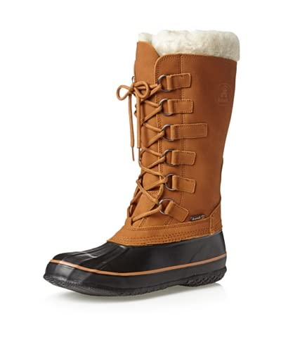 Kamik Women's Snowvixen Insulated Boot  [Cognac]